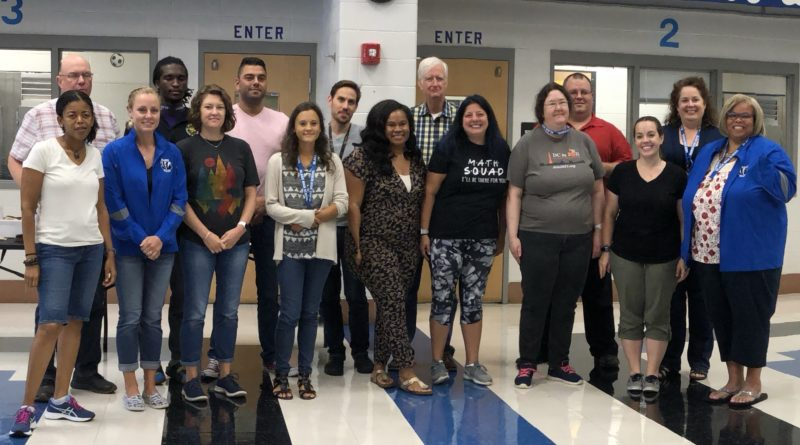 Nifty Nineteen: Blake Welcomes 19 New Teachers to Faculty