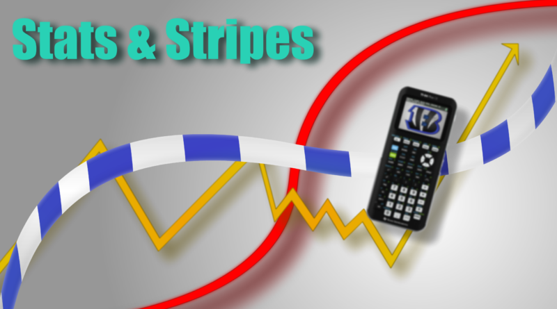 Stats & Stripes with Olivia Gyapong 11/4