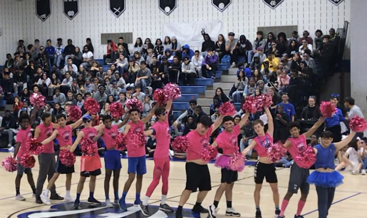 Weather, Schedule Change Takes 'Pep' Out of Pep Rally