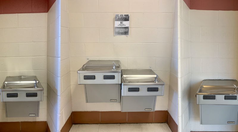 Ranking Every Water Fountain in the School