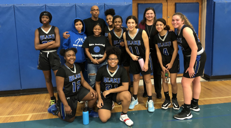 Girls JV Basketball Season Recap