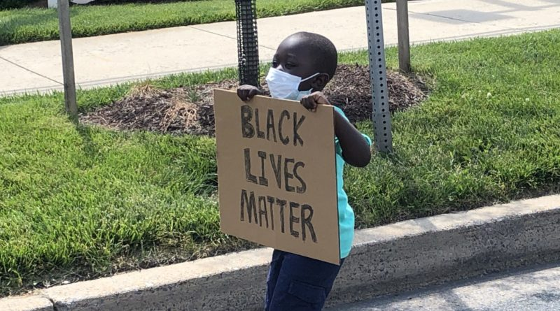 My Experiences at a Black Lives Matter Protest