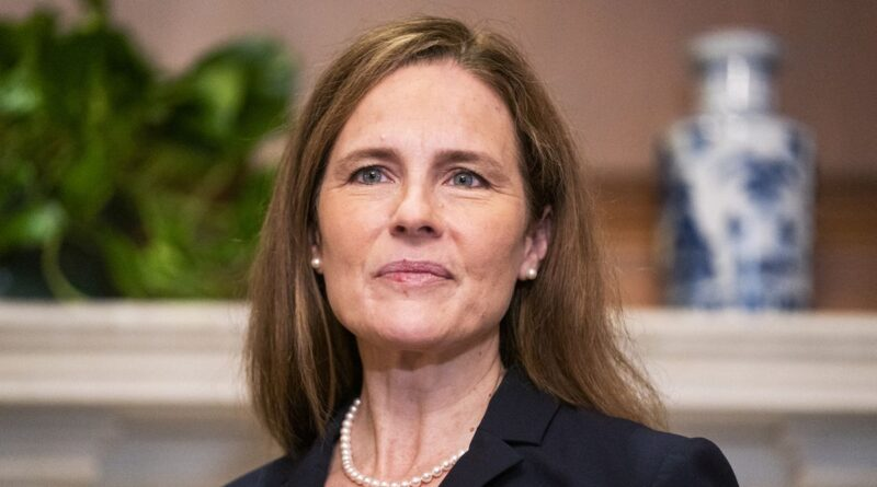 Amy Coney Barrett Confirmed as New Supreme Court Justice