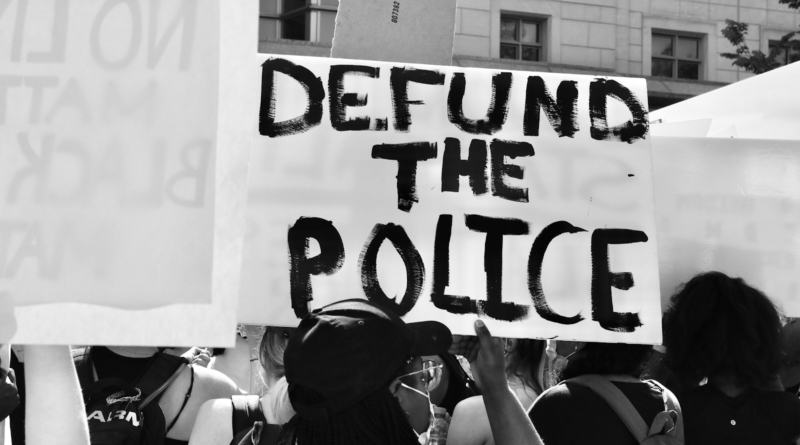Defunding the Police: A Real Plan For Revolutionary Change