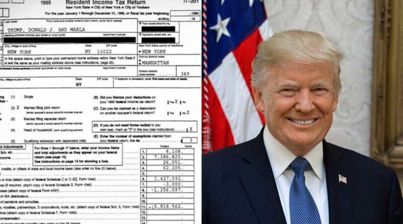 President Trump's Tax Returns Highlight Deep Economic Inequalities in America