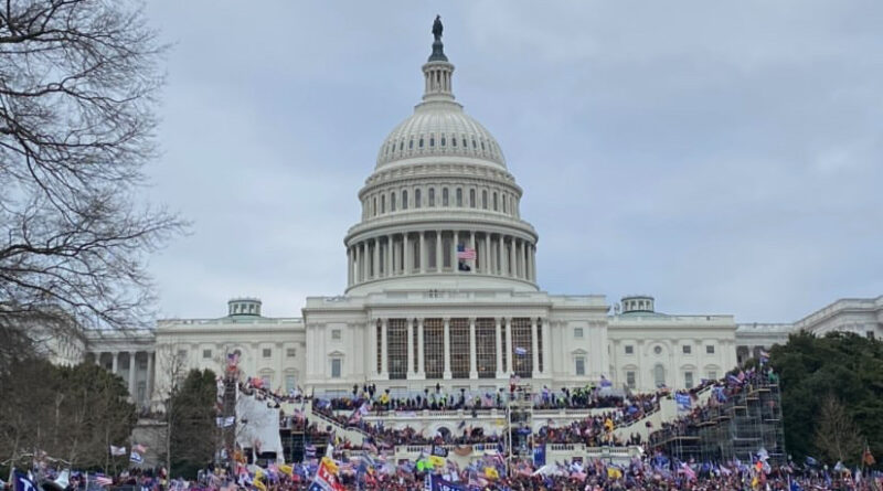 US Capitol Insurrection Over Election Certification Shakes Core of America