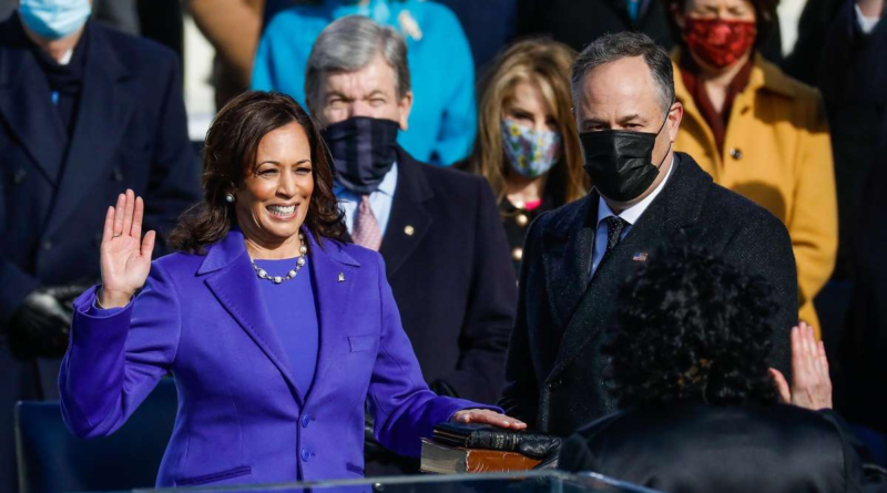 Kamala Harris Sworn In: A New Dawn for Minorities