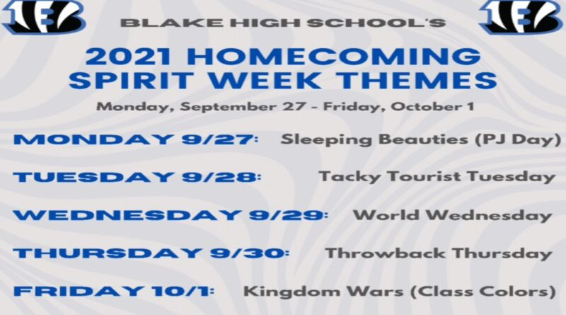 A Definitive Ranking of This Year's Spirit Week Days