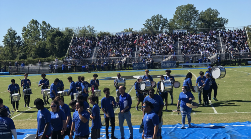 """Where Was the """"Pep"""" at Friday's Pep Rally?: My First Pep Rally Experience"""